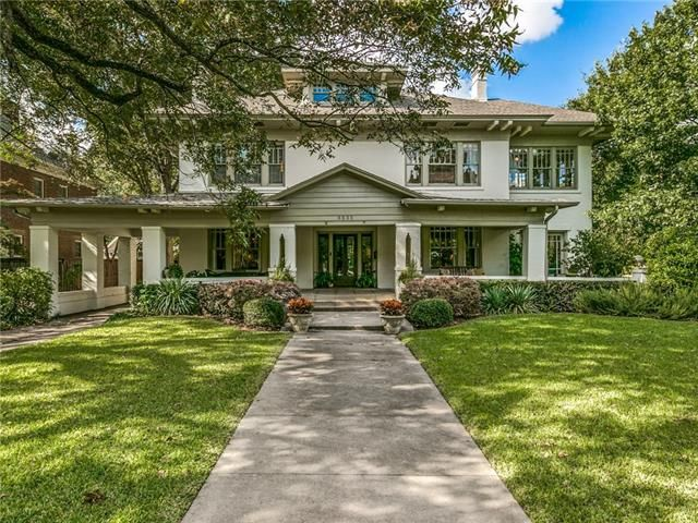 View 28 Photos Of This 4 Bed, Bath, 4436 Sqft Single Family Home Located At  5533 Swiss Ave, Dallas, TX 75214 That Sold On