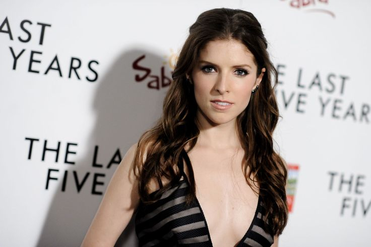 """#AnnaKendrick  Shows Some Skin in a Peek-a-Boo #Swimsuit  While """"At the Office"""" in Hawaii"""