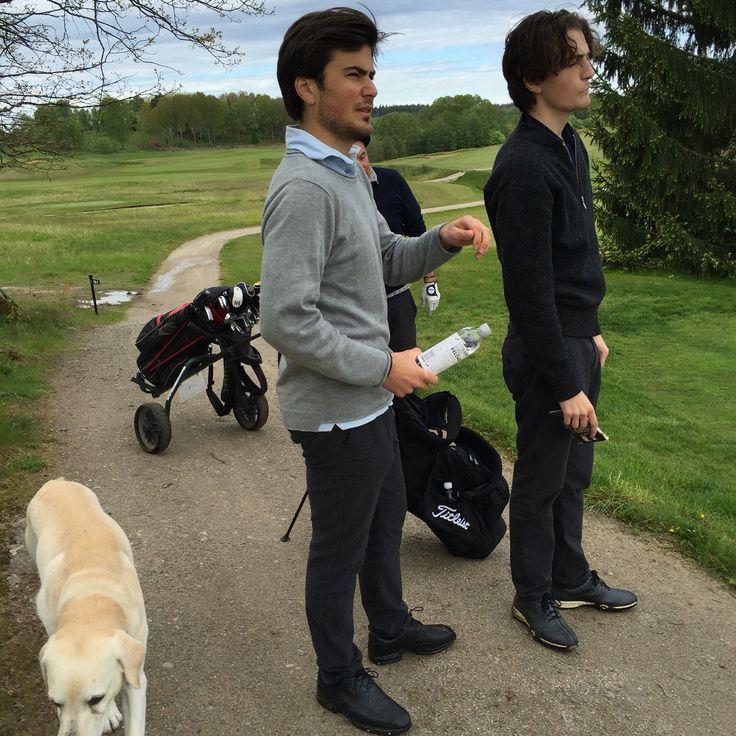 Sigge, Simon & Hugo