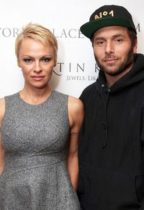 Pamela Anderson Marries Rick Salomon for the second time