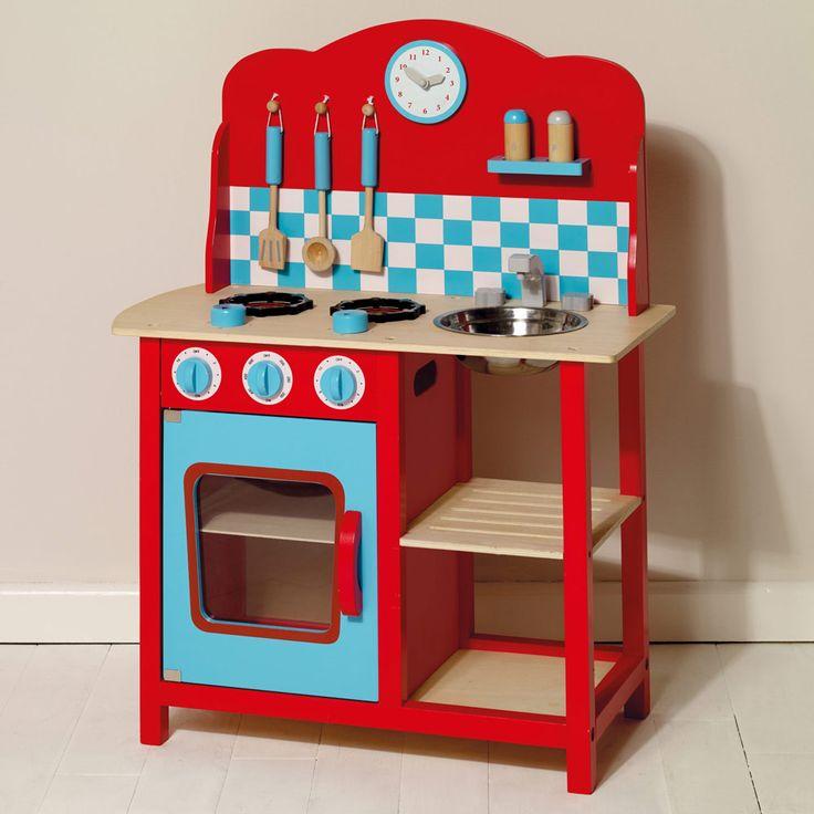 Cavendish Play Kitchen - Play Kitchen Range - Toys
