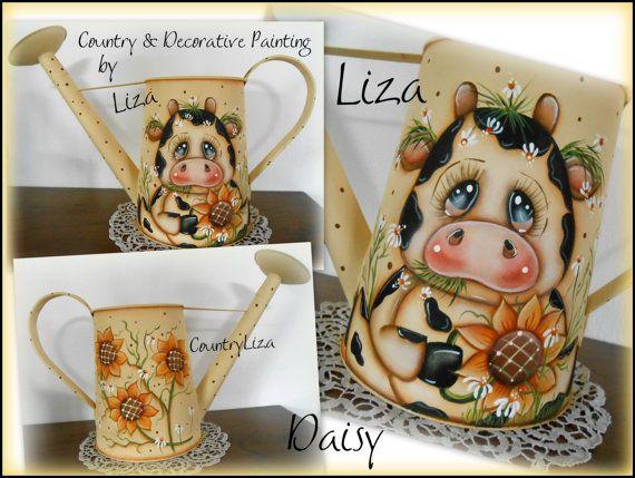 "E-Pattern : "" Daisy "" by Liza Design."