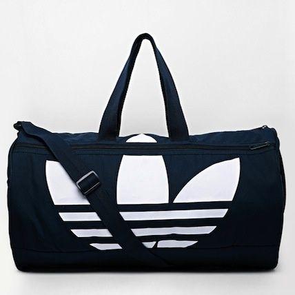 【Adidas】新作/日本未入荷★Trefoil ダッフルバッグ (送料込)