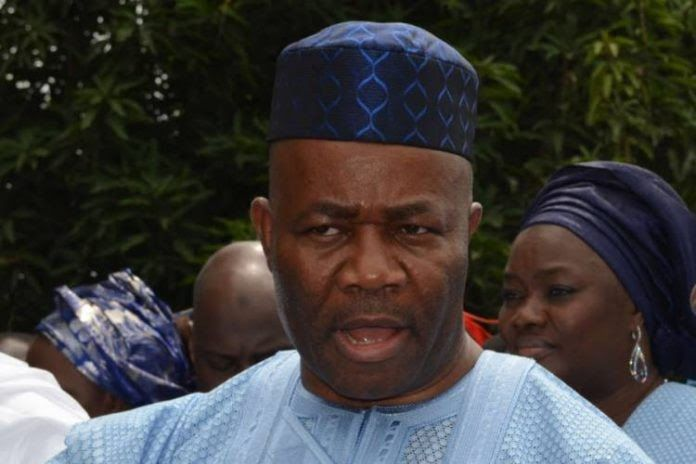 Akpabio denies donating N1.4bn to commercial bank