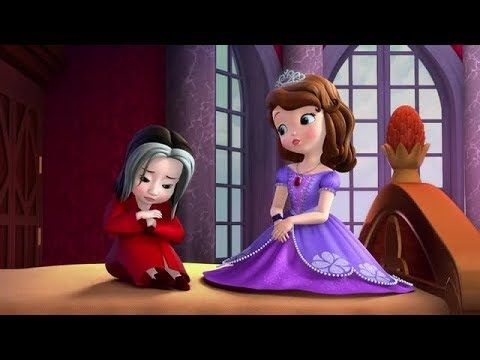 Sofia the First S04E09 Through the Looking Back Glass - YouTube