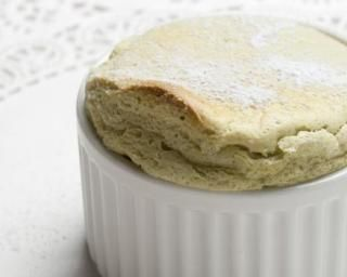 Mug cake détox au thé vert matcha