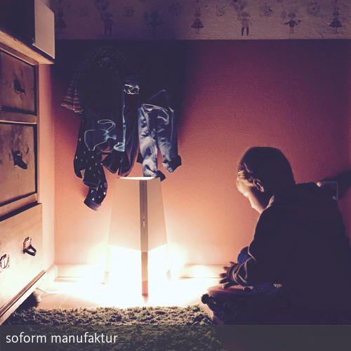 Lies mit mir. Kinderzimmerleuchte mit blendfreiem Licht. #Leseleuchte