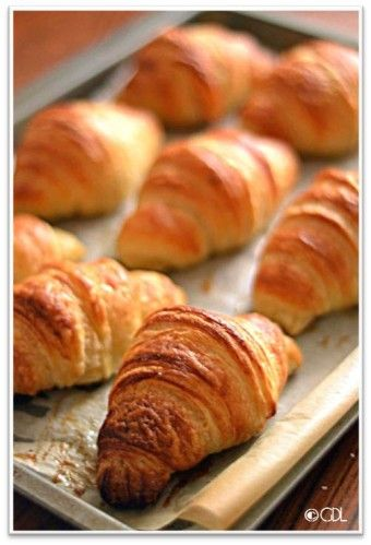 Croissant and Articles on Pinterest