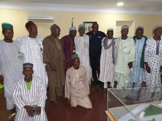 PHOTOS: Cattle Breeders Visit Governor Fayose  Whatsapp / Call 2349034421467 or 2348063807769 For Lovablevibes Music Promotion Miyetti Allah Cattle Breeders declares support for Ekiti Grazing Law as they pay a courtesy visit to the Ekiti state Governor Ayodele Fayose. See photos below  NEWS