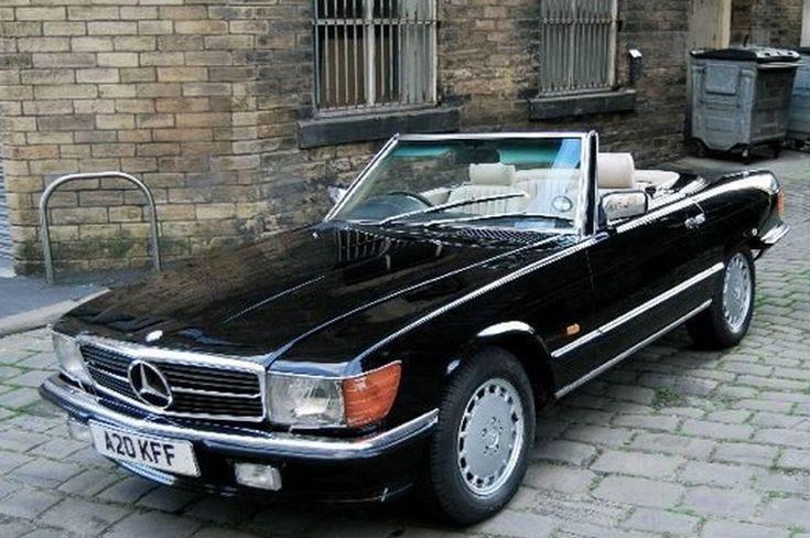Vintage Bilder von klassischen Mercedes Benz Cars   – Petrol Head ⛽️