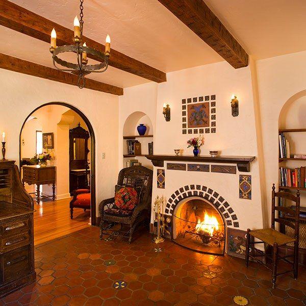 Linda Ronstadt's Mediterranean Revival House Photos | Architectural Digest