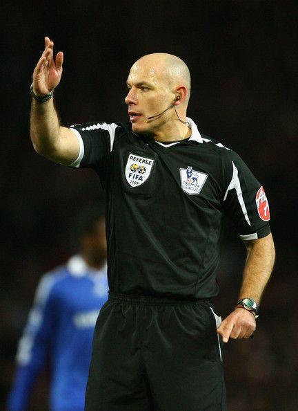 Howard Webb.(FIFA Listed.)