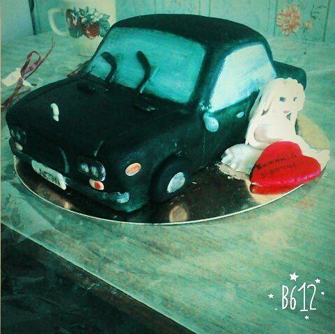 Лада #торт_на_заказ_кривой_рог #день_рождения #шоколадный_торт