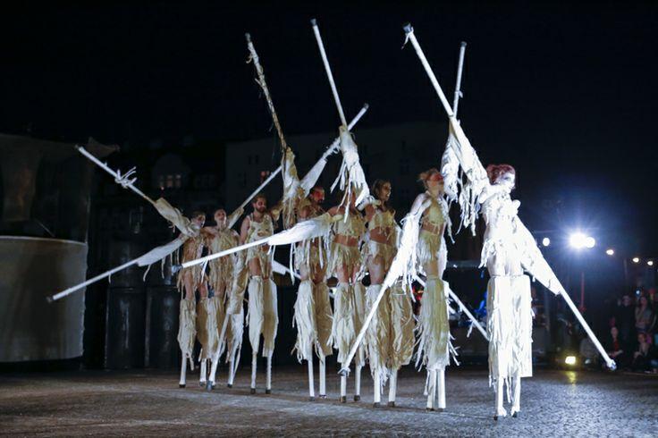 Teatromania 2014 │Time out │Teatr Antagon │Bytom