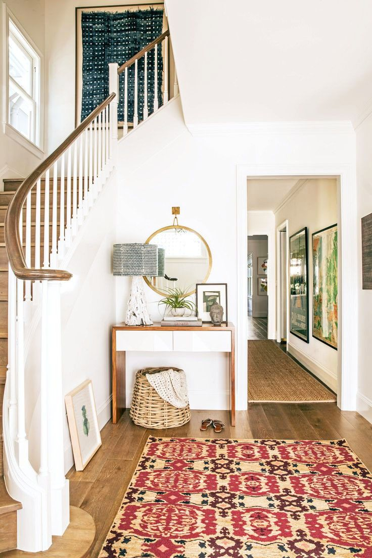 697 Best Foyer Ideas Images On Pinterest Entryway Rug