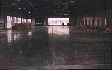 полированный бетон цена за м2