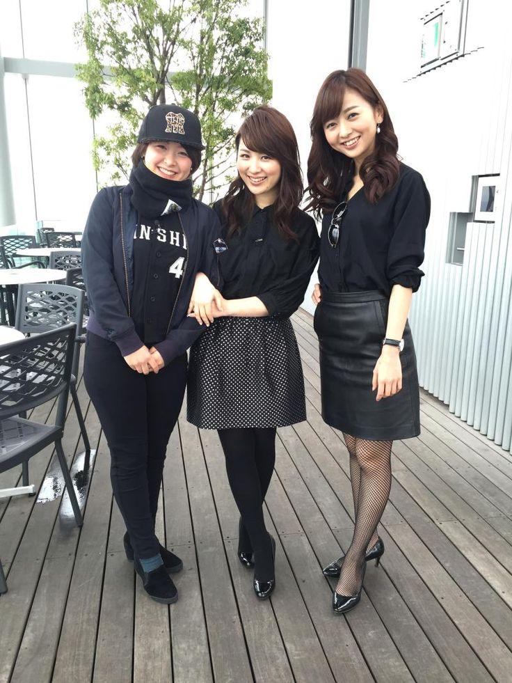 美脚アナ中谷しのぶ、人生初の網タイツでセクシー姿 - 女子アナ : 日刊スポーツ