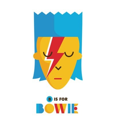 I love the 'Bowie Face' (2012)
