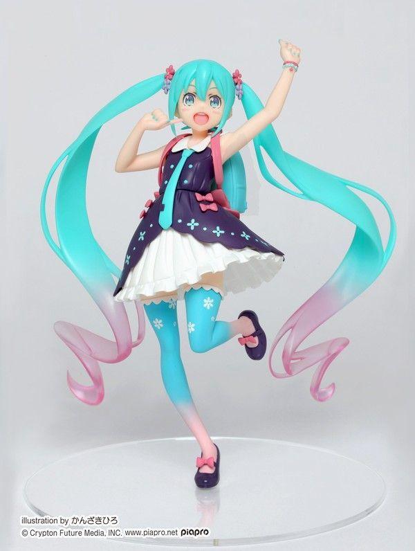 Vocaloid - Hatsune Miku - Haru Fuku Ver (Taito