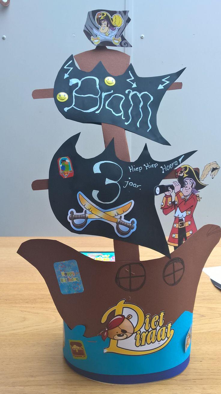 Piet Piraat Kroon