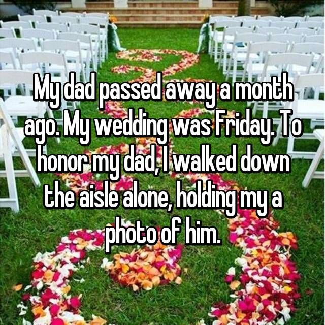 21 Memorable Moments Dads & Daughters Had At Weddings