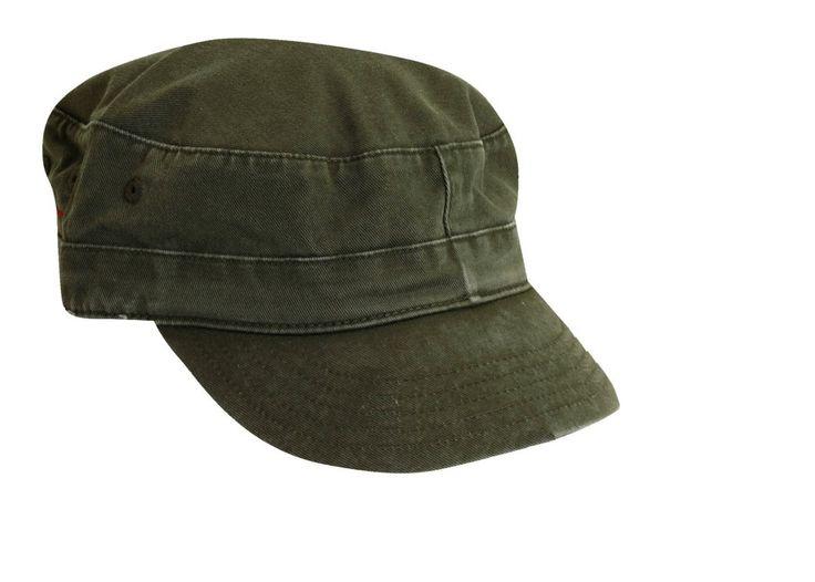 Καπέλο Cadet Λαδί | www.lightgear.gr