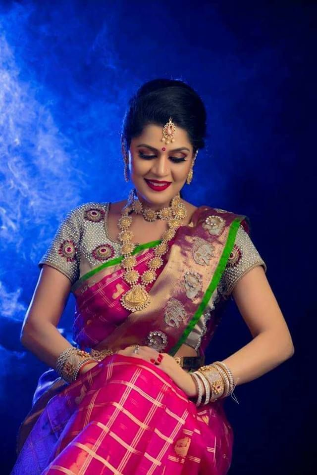 [Click on the photo to book your wedding photographer]  South Indian Wedding Saree South Indian sarees, wedding saree, malyalee saree, bride saree  Curated By Best Indian Candid & Destination Wedding Photography: Magica
