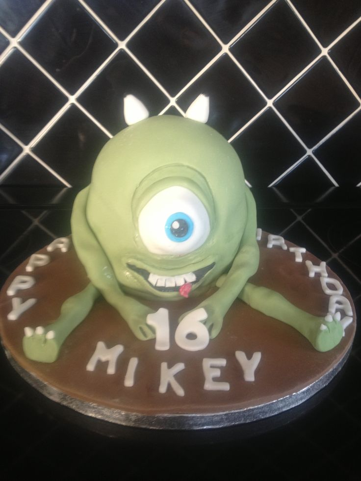 Mike - Monsters Inc.