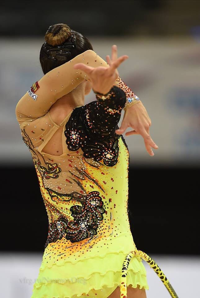 Carolina Rodriguez (Spain), World Championships 2015