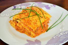 Low Carb Lasagne - rezepte-lowcarb.de