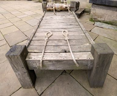 the tortures and punishments that dominated the elizabethan england One common form of torture was to be placed in the racks the prisoner would be stretched from head to foot and their joints would become dislocated causing severe pain (crime and punishment in elizabethan england.