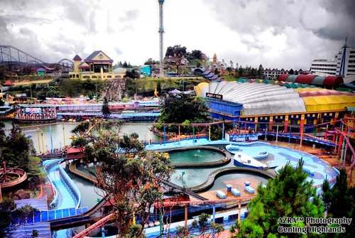Water Park @ Genting Highlands