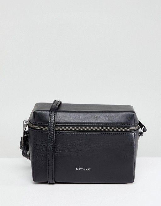 b63d23667f Matt   Nat Vixen Camera Crossbody Bag