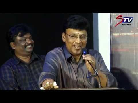 K.Bhagyaraj  speech @ Kilambitaangayaa Kilambitaangayaa press meet| Rath...