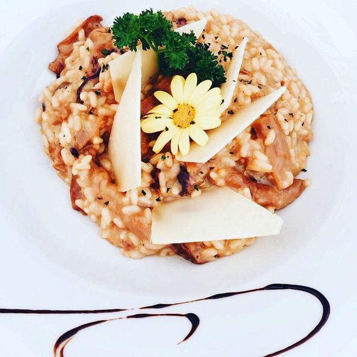 "19 mentions J'aime, 1 commentaires - 🎀Blogueira🎀 (@lena__gomes) sur Instagram: ""Adoro risotto com cogumelos 😋 #risotto #comidasaudavel #comida #vegetarian #vegetariano…"""