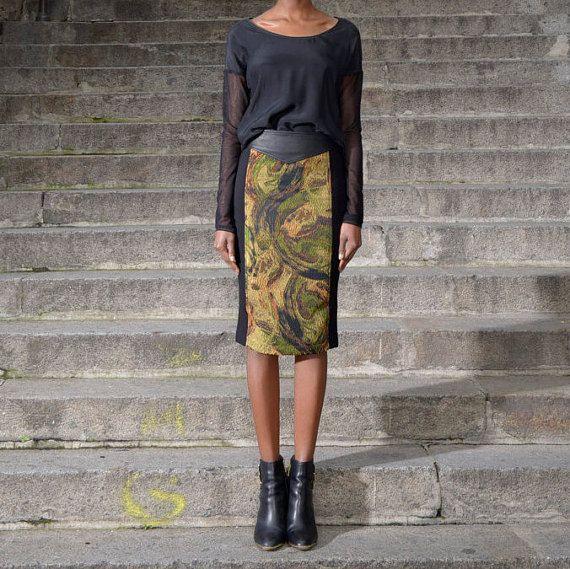 25 best ideas about tenues jupe en cuir sur pinterest - Tenue avec jupe en cuir ...