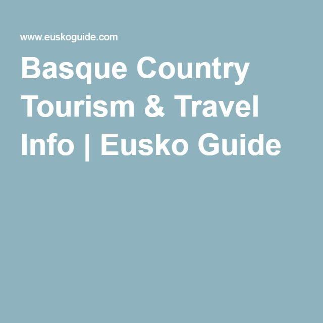 Basque Country Tourism & Travel Info | Eusko Guide