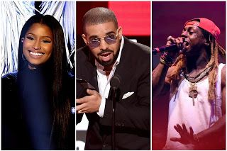 Billboard Hot 100 - Letras de Músicas - Sanderlei: Changed It - Nicki Minaj & Lil Wayne