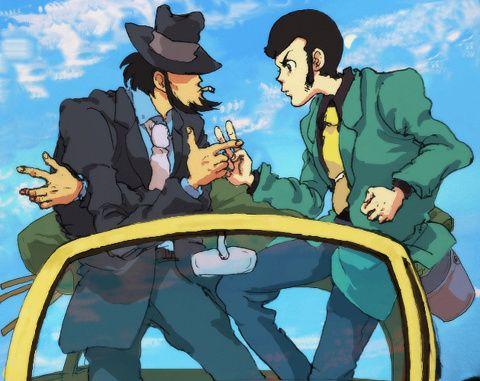 [pixiv] (Lupin) The Castle of Cagliostro! - pixiv Spotlight
