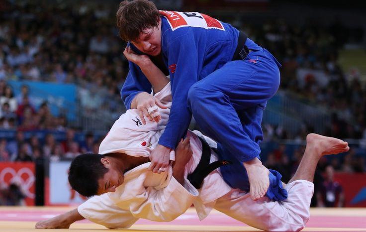 Olympic Judo - Rio 2016 Summer Olympics