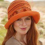 Tığla Örgü Bayan Şapkası Nasıl Yapılır? Tığ işi Açıklamalı Türkçe Videolu anlatımlı Fötr Yazlık Kadın ve Kız Çocuk Şapkası yapılışını detaylı olarak izleyebilirsiniz. Örgü Fötr Şapka Yapımı için Pe…