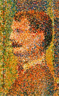 Peinture de Georges Seurat