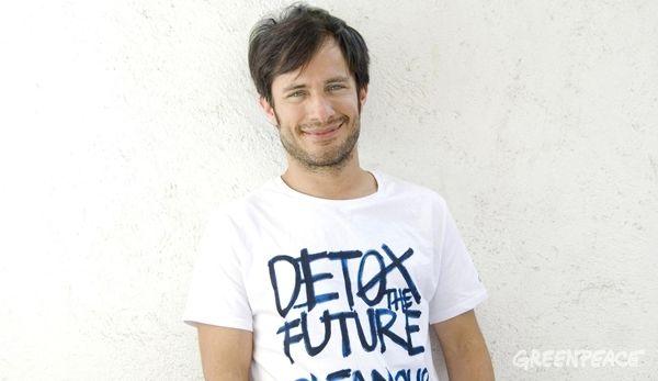 #Detox, Gael García Bernal, ガエル・ガルシア・ベルナル  http://www.greenpeace.org/chile/es/blogs/blog/el-actor-gael-garca-se-suma-a-la-campaa-detox/blog/43416/