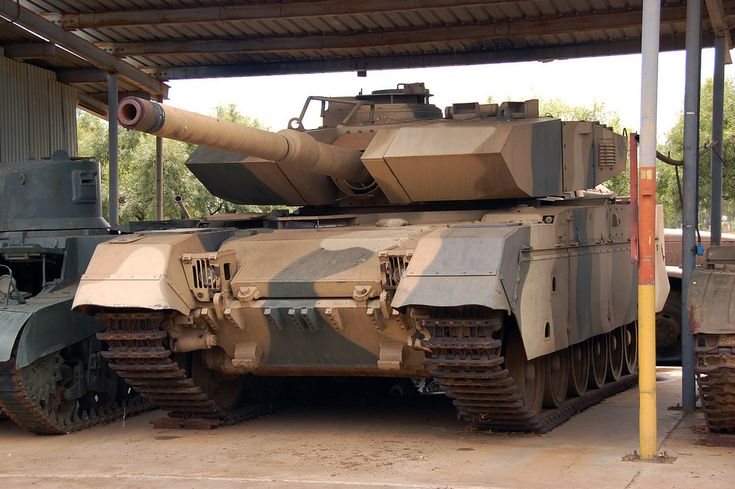 South Africa (1983) Main Battle Tank - 224 built. Development history The Centurion tank was