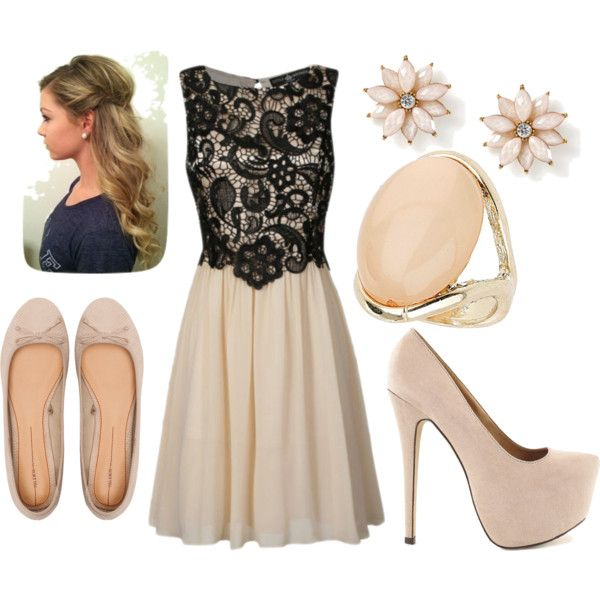 New  Outfit for a wedding guest by lilyking on Polyvore