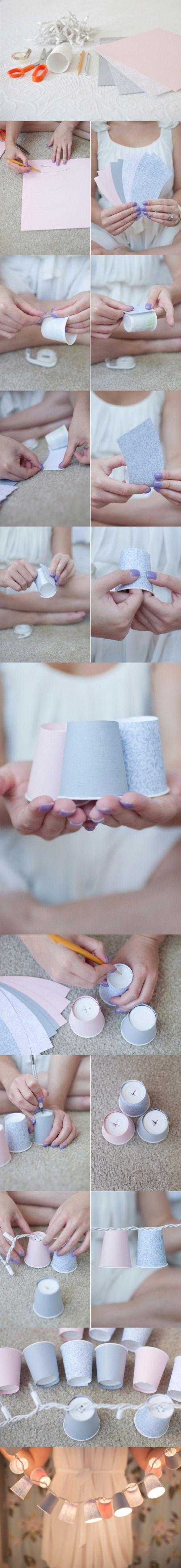 Un toque cálido para tu boda de noche /  http://www.weddingomania.com/