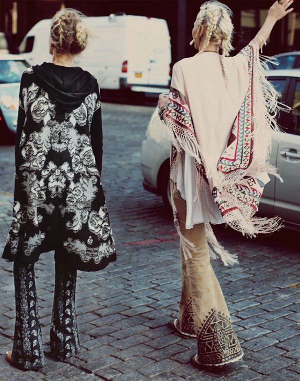 O novo jeito de ser gypsy é muito mais sofisticado, sexy e cool do que você imagina.