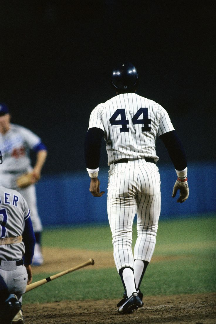 Reggie Jackson - 1977 World Series Game 6 HR #3