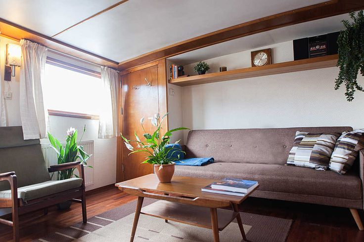Houseboats rental Amsterdam