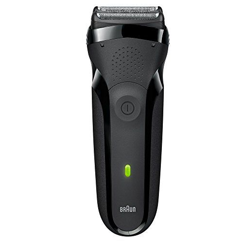 Braun Series 3 300s Electric Shaver for Men / Rechargeable Electric Razor, Black. For product & price info go to:  https://beautyworld.today/products/braun-series-3-300s-electric-shaver-for-men-rechargeable-electric-razor-black/